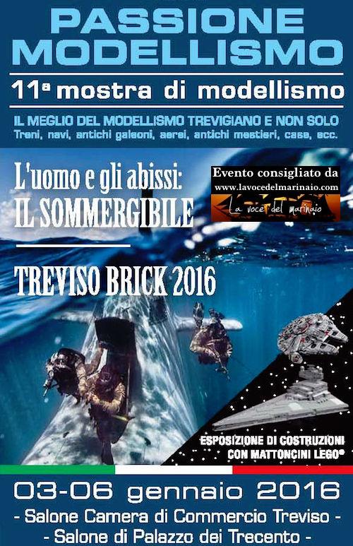 3-6.1.2016 a Treviso l'uomo e gli abiissi - il sommergibile