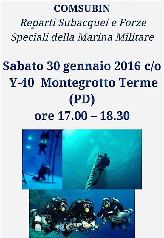 30.1.2016 a Montegrotto Terme - www.lavocedelmarinaio.com