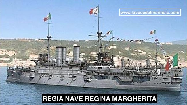 Regia nave Regina Margherita - www.lavocedelmarinaio.com
