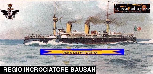 regio incrociatore Bausan