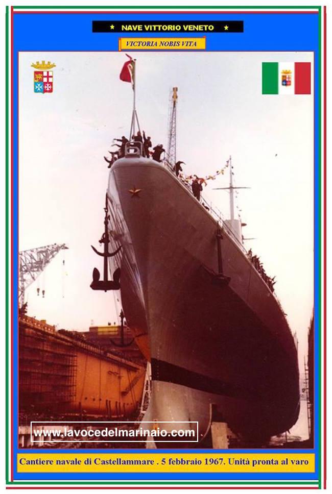 5.2.1967 varo nave Veneto- www.lavocedelmarinaio.com