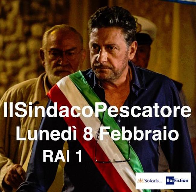 8.2.2016 su Rai 1 - Il sindaco pescatore - www.lavocedelmarinaio.com