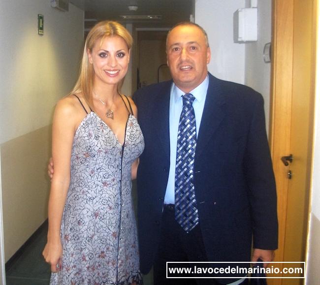 Cristiana Ciacci e Pancrazio Ezio Vinciguerra - www.lavocedelmarinaio.com