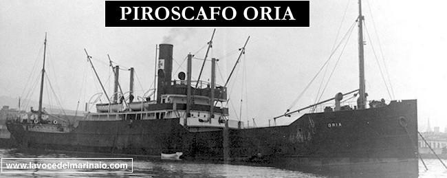 PIROSCAFO ORIA - www.lavocedelmarinaio.com