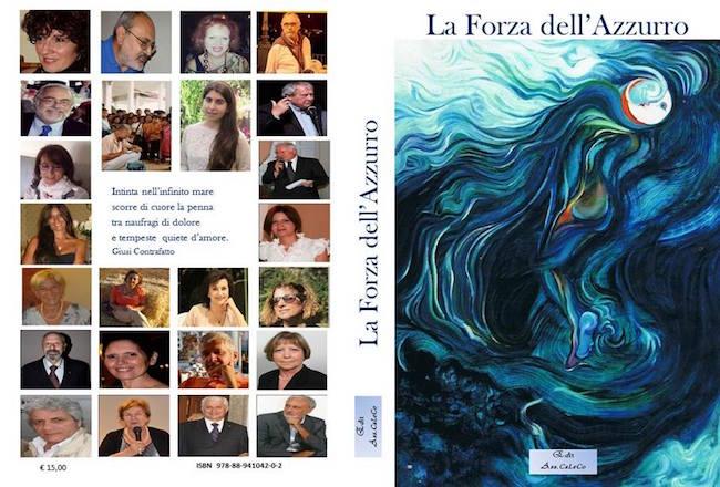 la forza dell'azzurro (giusi contrafatto) - www.lavocedelmarinaio.com