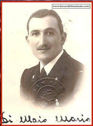 10.3.1914 Mario Di Maio sommergibilista - www.lavocedelmarinaio.com