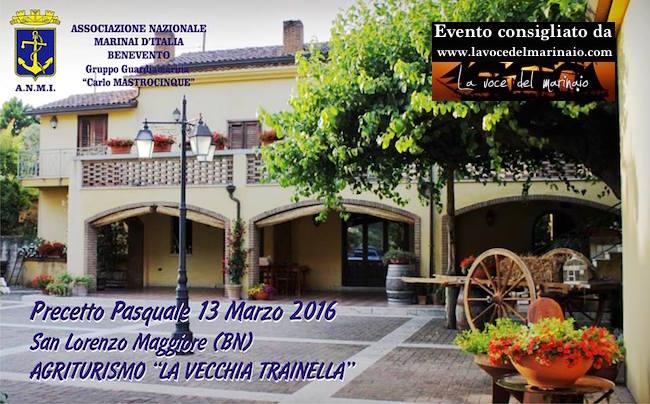13.3.2016 a Benevento precetto pasquale con a.n.m.i. - www.lavocedelmarinaio.com