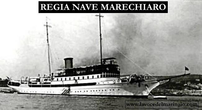 19-20.3.1924 - regia nave Marechiaro - www.lavocedelmarinaio.com