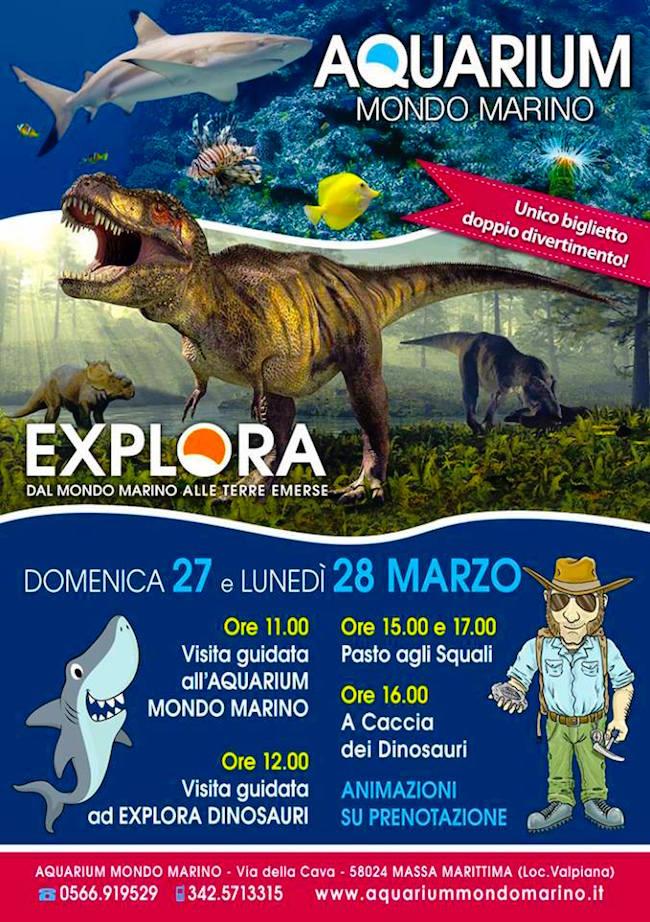 27-28.3.2016 aquarium mondo marino - www.lavocedelmarinaio.com