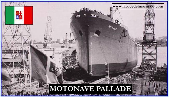 8.3.1959 varo Motonave Pallade - www.lavocedelmarinaio.com