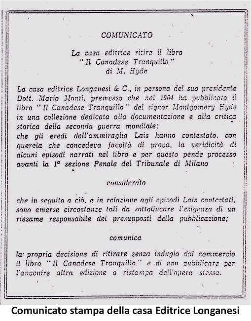 Comunicato stampa della casa editrice Longanesi - copia - www.lavocedelmarinaio.com