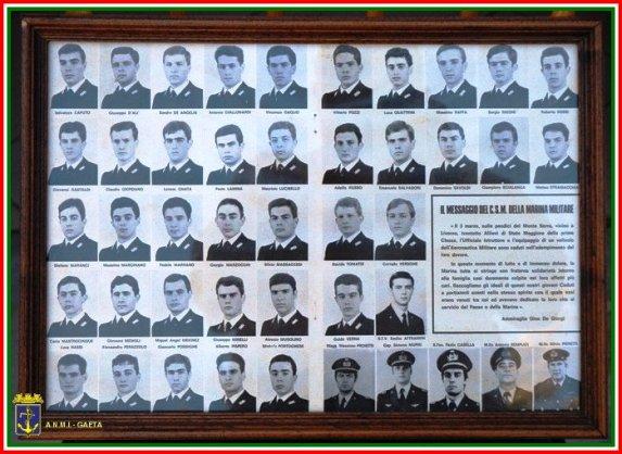 Le vittime della tragedia di Monte Serra - www.lavocedelmarinaio.com