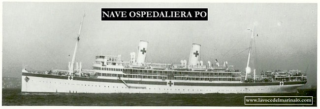 Nave Ospedaliera Po - www.lavocedelmarinaio.com