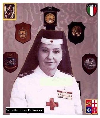 Sorella Tina Priceri (C.R.I.) - www.lavocedelmarinaio.com