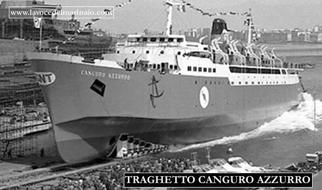 Varo Traghetto Canguro Azzurro - www.lavocedelmarinaio.com