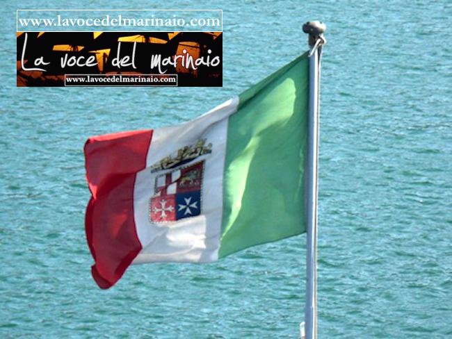 il jack-la bandiera della Marina Militare - www.lavocedelmarinaio.com