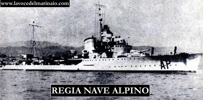 19-aprile-1943-affondamento regia Nave-Alpino - www.lavocedelmarinaio.com