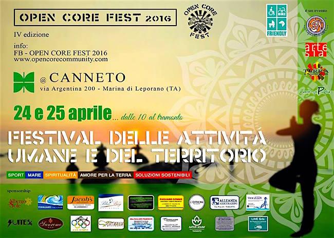 24-25.4.2016 a Leporano Open Core Festival - www.lavocedelmarinaio.com