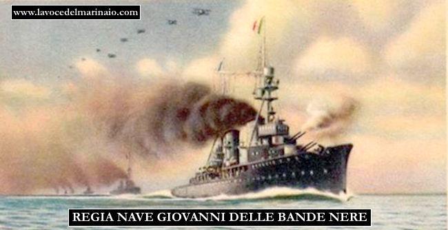 27.4.1930R. nave Giovanni dalle bande nere