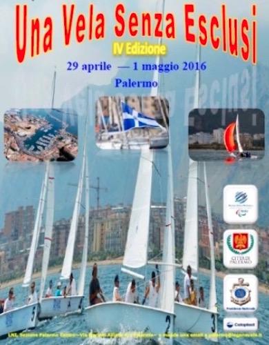 29.4-1.5. a Palermo IV edizione una vela senza esclusi - www-lavocedelmarinaio.com