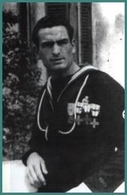 Il marinaio Romolo Lodati
