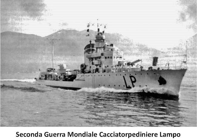 Regia-nave-Lampo-2^-Guerra-Mondiale-www.lavocedelmarinaio.com_