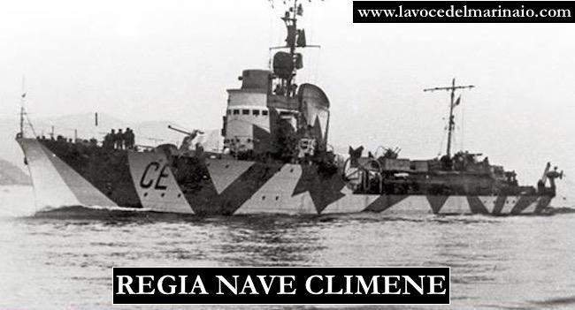 Regia torpediniera Climene - www.lavocedelmarinaio.com