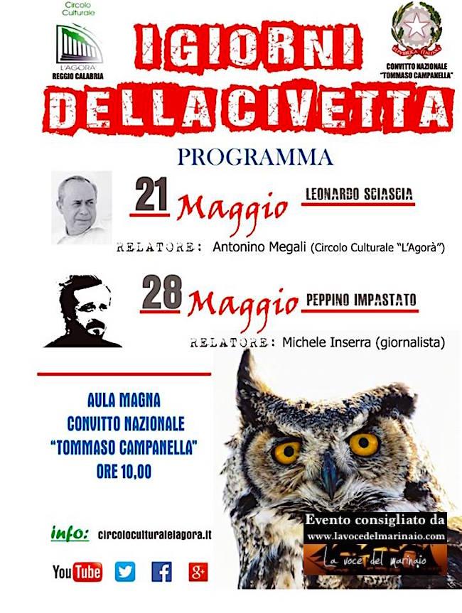 21.5.2016 a Reggio Calabria - www.lavocedelmarinaio.com