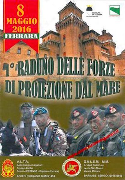 8.5.2016 a Ferrara - www.lavocedelmarinaio.com