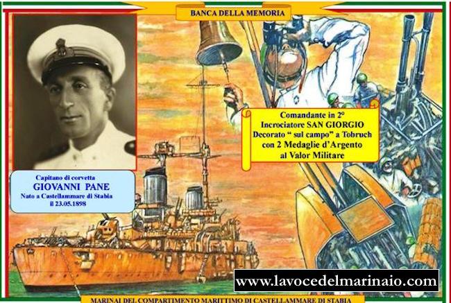 Giovanni Pane - www.lavocedelmarinaio.com