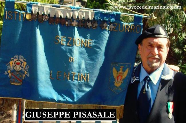 Giuseppe Pisasale per www.lavocedelmarinaio.com