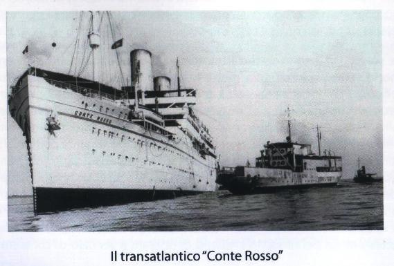 Transatlantico Conte Rosso - www.lavocedelmarinaio.com