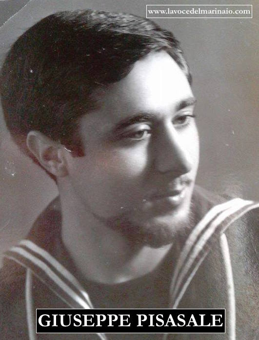 il marinaio Giuseppe Pisasale - www.lavocedelmarinaio.com