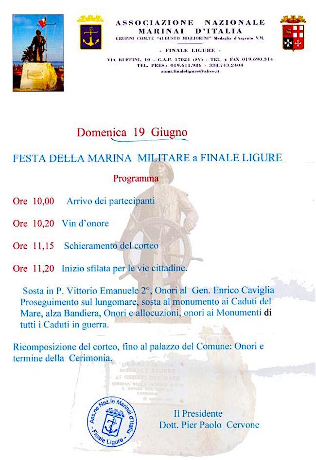 19.6.2016 a Finale Ligure - www.lavocedelmarinaio.com