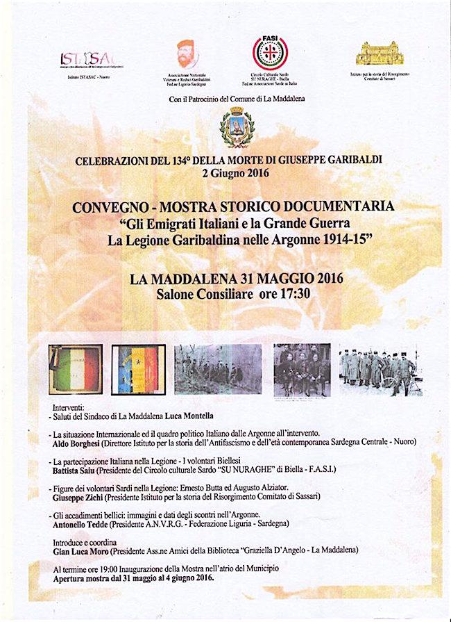 2.6.2016 a La Maddalena - www.lavocedelmarinaio.com