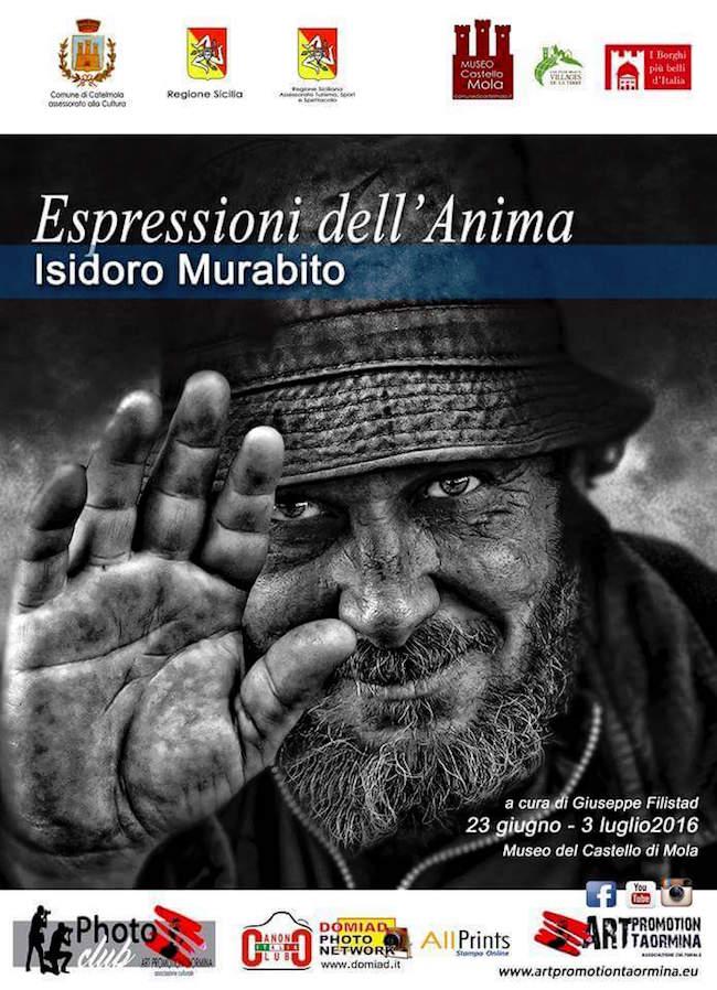 23.6 - 3.7. 2016 a Castelmola espressioni dell'anima personale di Isidoro Murabito - www.lavocedemarinaio.com