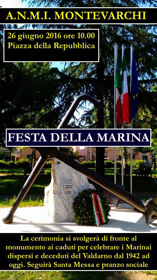 26.6.2016 a Montevarchi - www.lavocedelmarinaio.com
