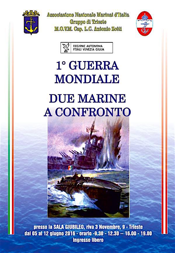 5-12.6.2016 a Trieste - www.lavocedelmarinaio.com