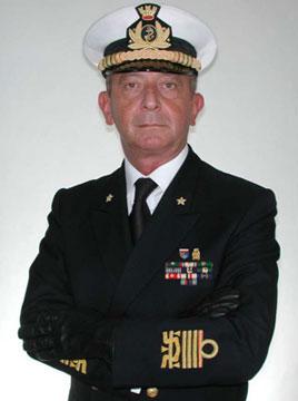 Ammiraglio di Squadra Valter Girardelli (foto M.M.) - www.lavocedelmarinaio.com
