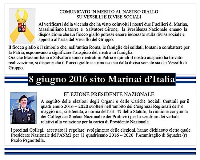 Fiocco Giallo sito Marinai D'Italia 8.6.2016 - www.lavocedelmarinaio.com - copia