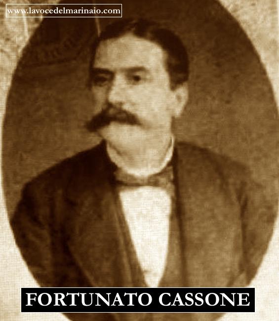 Fortunato Cassone - www.lavocedelmarinaio.com