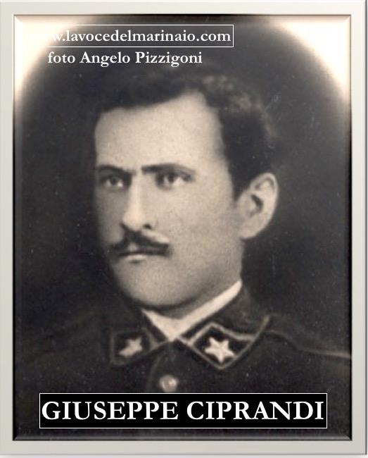 Giuseppe Ciprandi (foto Angelo Pizzigoni) per www.la vocedelmarinaio.com