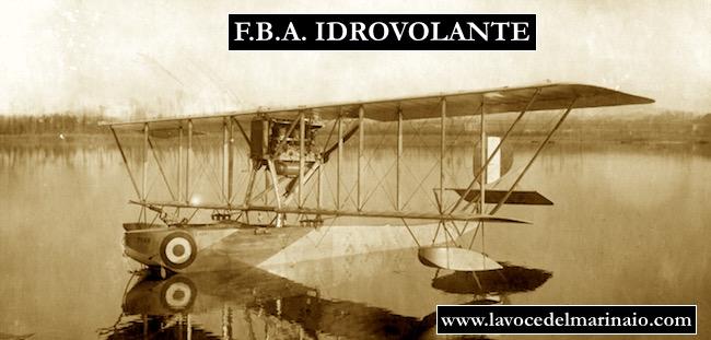 Idrovolante motore I.F.-V4 b.180 Hp