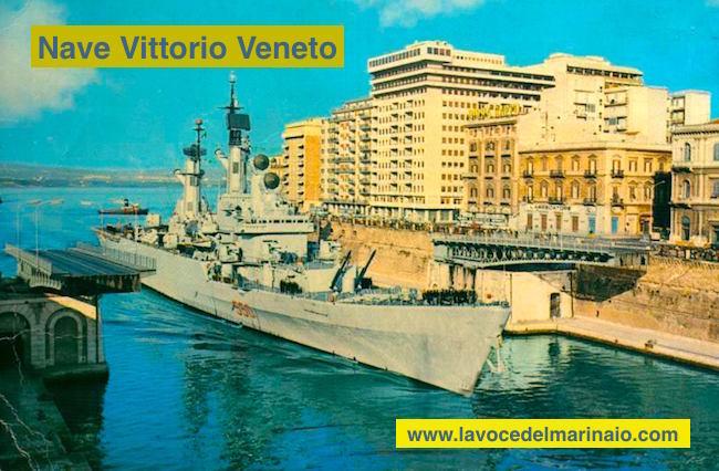 Nave Vittorio Veneto - www.lavocedelmarinaio.com