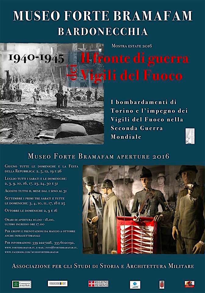 museo forte bramafam bardoneccchia - www.lavocedelmarinaio.com