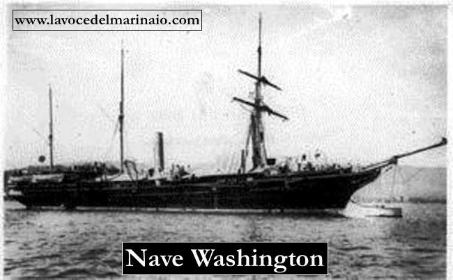 regia nave washington (foto U.S.M.M.) - www.lavocedelmarinaio.com