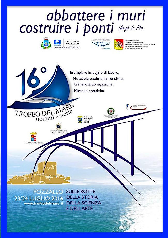 23-24.7.2016 a Pozzallo abbattere i muri e costruire i ponti - www.lavocedel marinaio.com