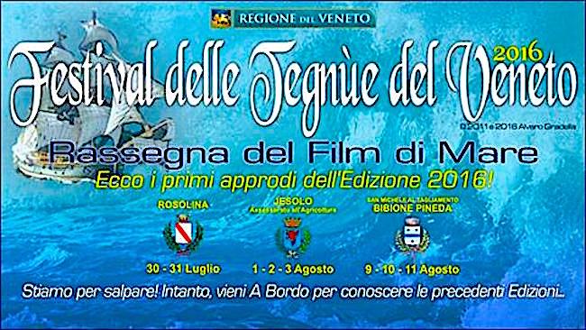 1-3.8.2016 a Jesolo Rassegna del Film di Mare - www.lavocedelmarinaio.com