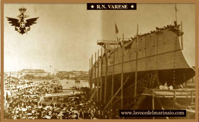 6.8.1899 varo regia nave Varese - www.lavocedel-marinaio.com