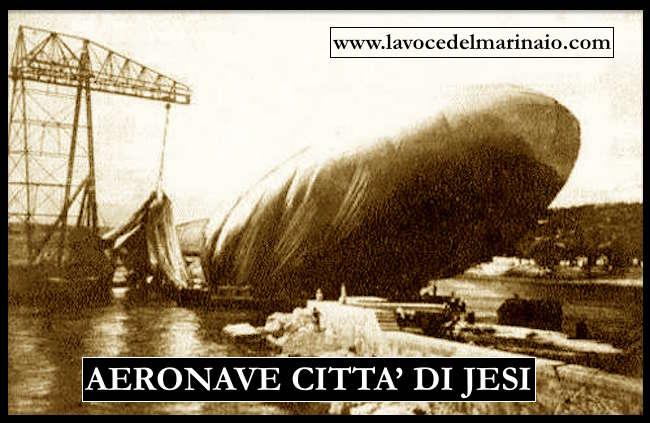 Aeronave Città di Jesi - www.lavocedelmarinaio.com